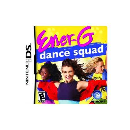 Ener-G Dance Squad (Sem capa) - Usado - DS