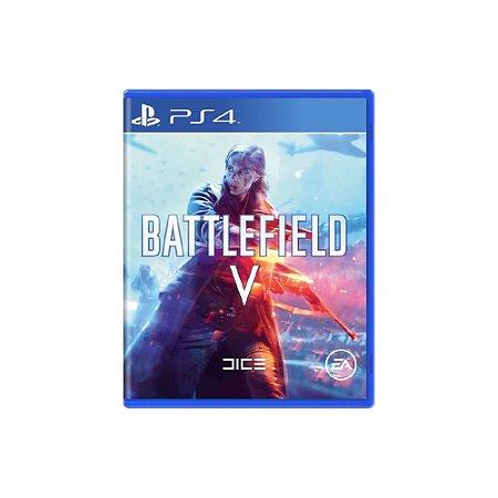Battlefield V - Usado - PS4