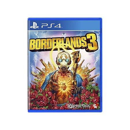 Borderlands 3 - Usado - PS4