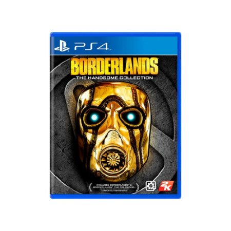 Borderlands The Handsome Collection - Usado - PS4