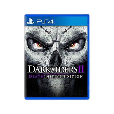 Darksiders II (Deathinitive Edition) - Usado - PS4