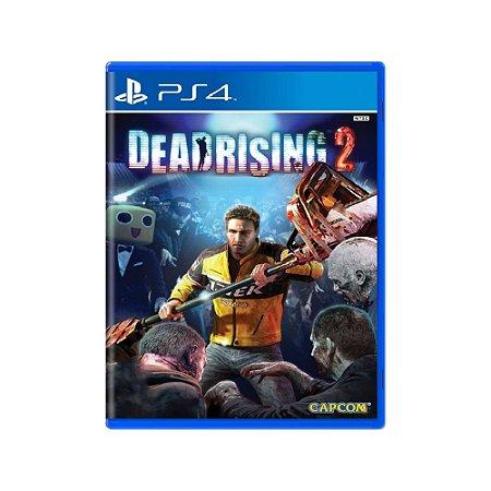 Dead Rising 2 - Usado - PS4