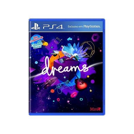 Dreams - Usado - PS4