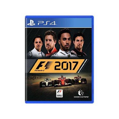 Formula 1 2017 (F1 2017) - Usado - PS4