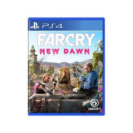 Far Cry New Dawn - Usado - PS4