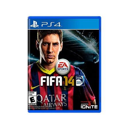FIFA 14 - Usado - PS4