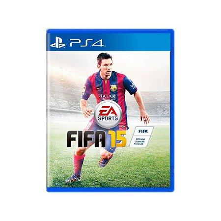 FIFA 15 (Espanhol) - Usado - PS4