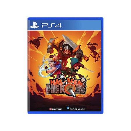 Has-Been Heroes - Usado - PS4