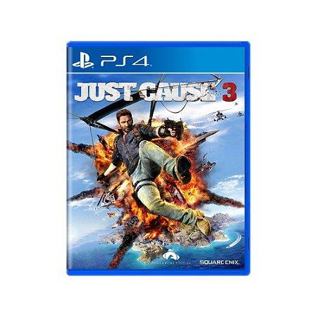 Just Cause 3 - Usado - PS4