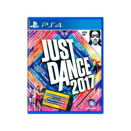 Just Dance 2017 - Usado - PS4