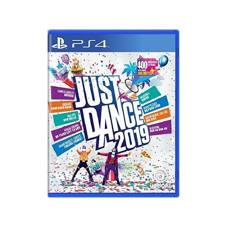 Just Dance 2019 - Usado - PS4