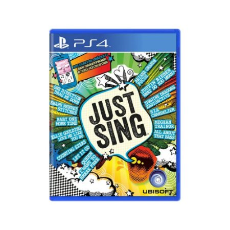 Just Sing - Usado - PS4