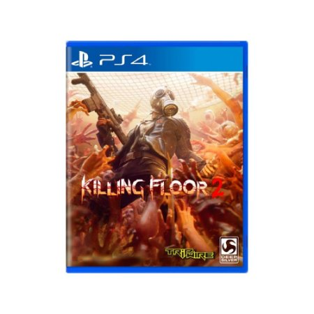 Killing Floor 2 - Usado - PS4