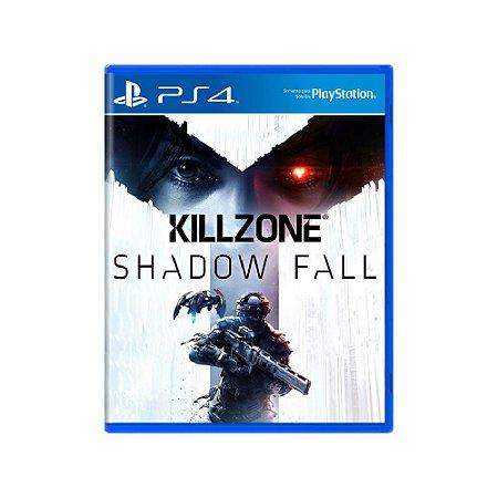 Killzone Shadow Fall - Usado - PS4