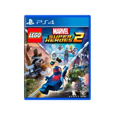 LEGO Marvel Super Heroes 2 - Usado - PS4