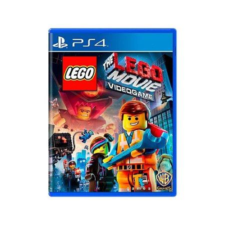 The LEGO Movie Videogame - Usado - PS4