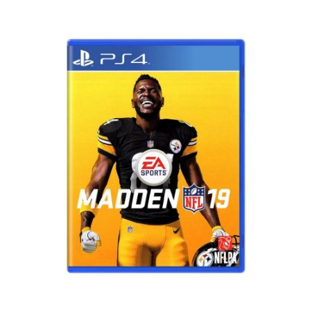 Madden NFL 19 - Usado - PS4