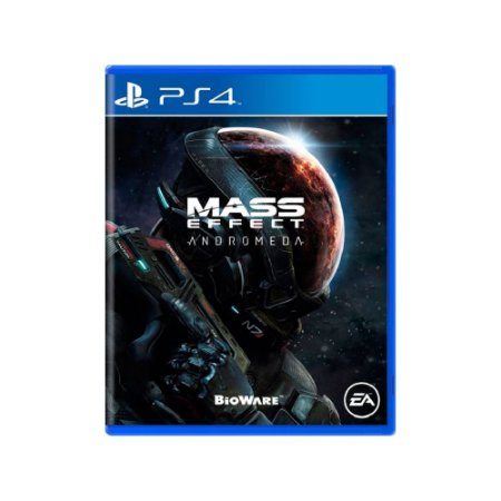 Mass Effect Andromeda - Usado - PS4