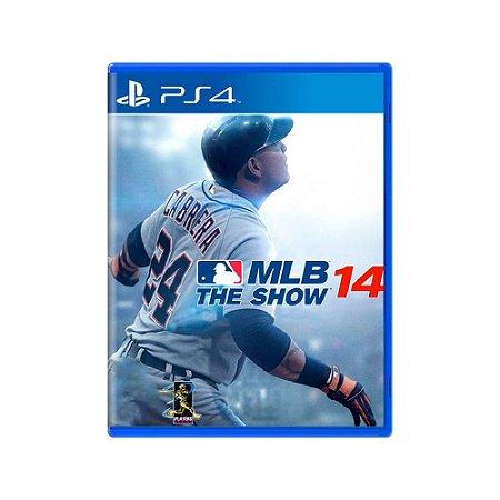 MLB The Show 14 - Usado - PS4
