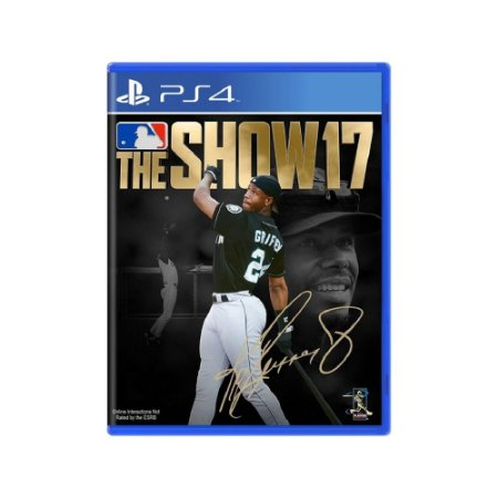MLB The Show 17 - Usado - PS4