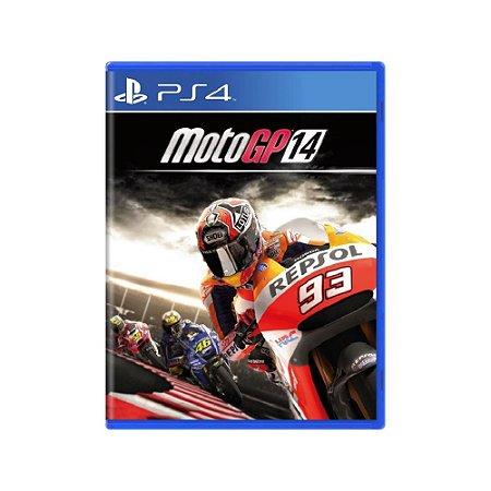 MotoGP 14 - Usado - PS4