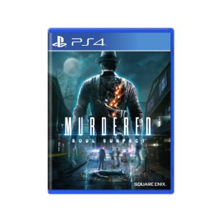 Murdered Soul Suspect - Usado - PS4
