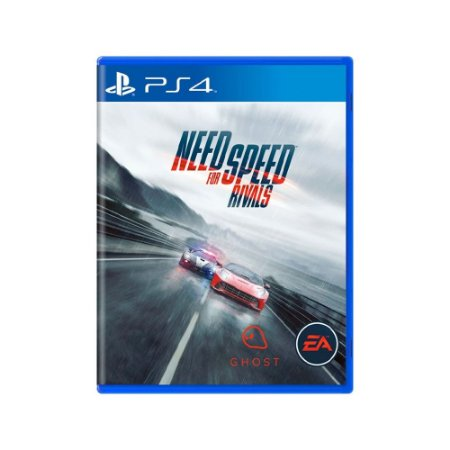 Need for Speed Rivals - Usado - PS4