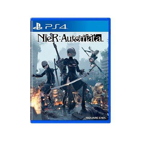 Nier Automata - Usado - PS4