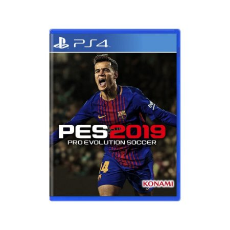 Pro Evolution Soccer 2019 (PES 2019) - Usado - PS4