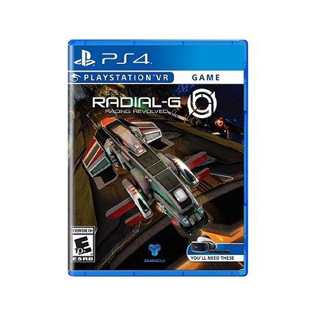 Radial-G Racing Revolved - Usado - PS4