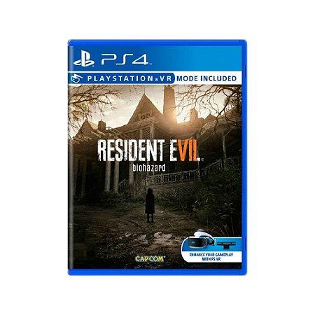 Resident Evil 7 Biohazard - Usado - PS4