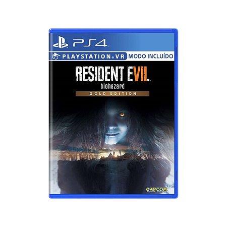 Resident Evil 7: Biohazard (Gold Edition) - Usado - PS4
