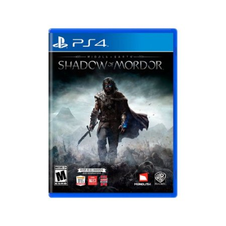 Middle-Earth Shadow of Mordor - Usado - PS4