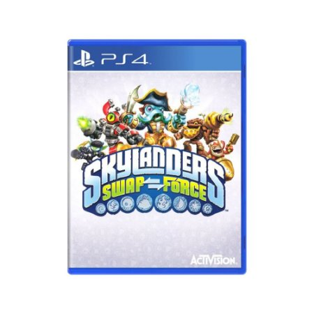 Skylanders Swap Force - Usado - PS4
