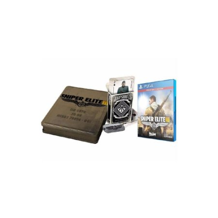 Sniper Elite III Collector's Edition - Usado - PS4