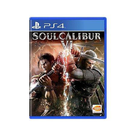 SoulCalibur VI - Usado - PS4