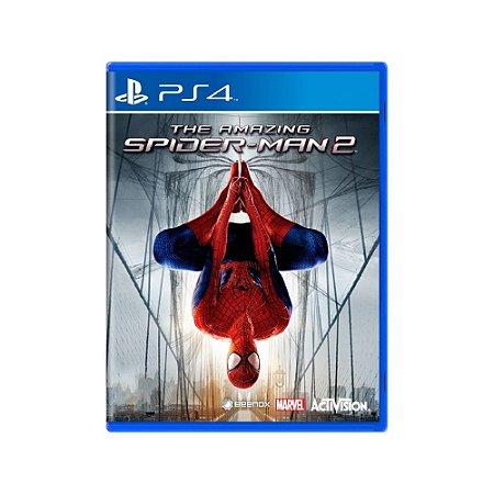 The Amazing Spider-Man 2 - Usado - PS4