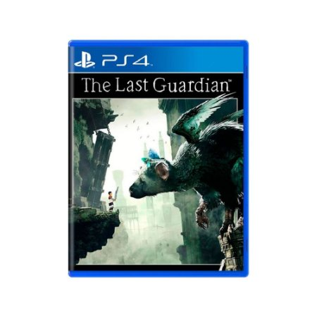 The Last Guardian - Usado - PS4