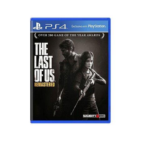 The Last of Us - Usado - PS4
