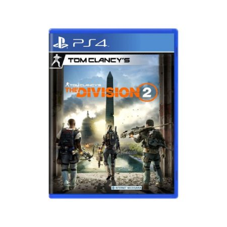 Tom Clancy's The Division 2 - Usado - PS4