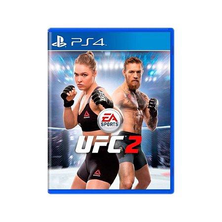 EA Sports UFC 2 - Usado - PS4