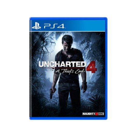 Uncharted 4 A Thief's End - Usado - PS4