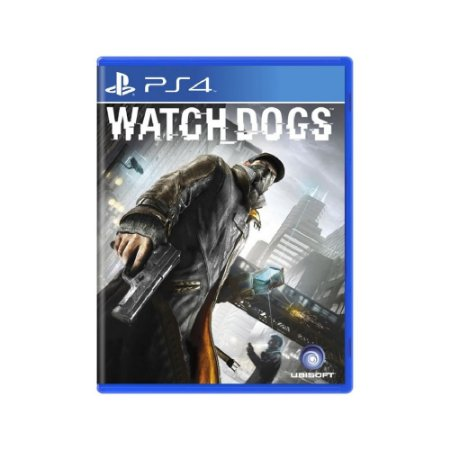 Watch Dogs - Usado - PS4