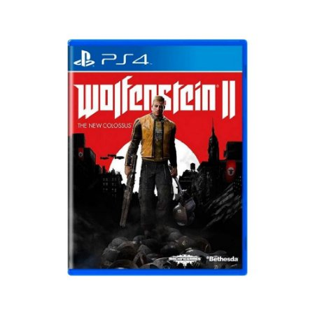 Wolfenstein II: The New Colossus - Usado - PS4