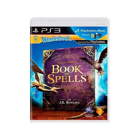 Book Of Spells - Usado - PS3