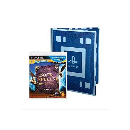 Book of Spells + Wonderbook - Usado - PS3
