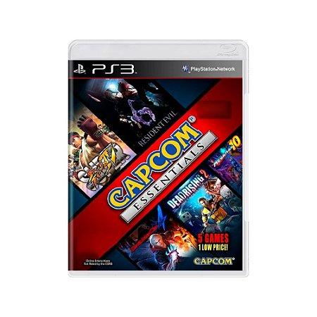 Capcom Essentials - Usado - PS3
