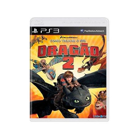 Como Treinar Seu Dragão 2 - Usado - PS3