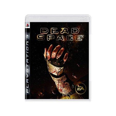 Dead Space - Usado - PS3
