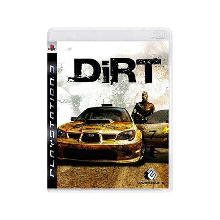 DiRT - Usado - PS3